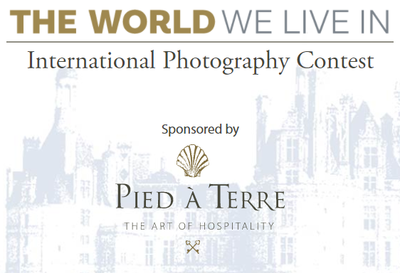 """International Photography Contest """"The world we live in"""""""