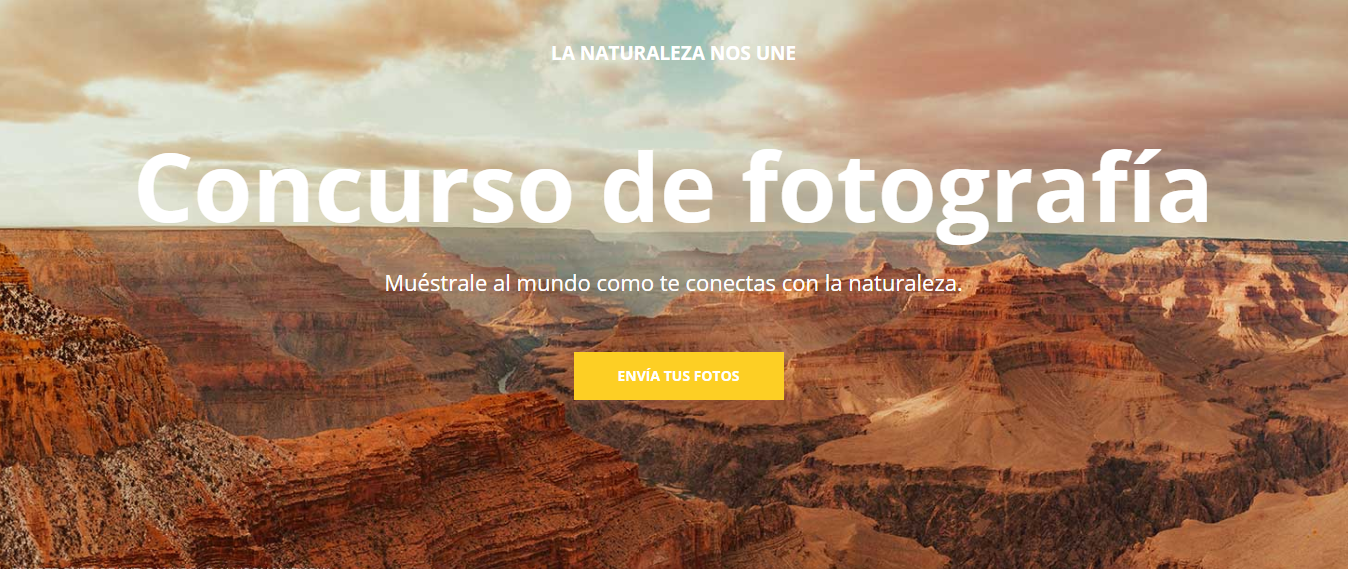 Concurso de Fotografía 2018 The Nature Conservancy
