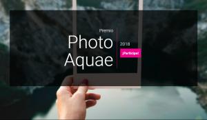 PREMIO PHOTOAQUAE 2018