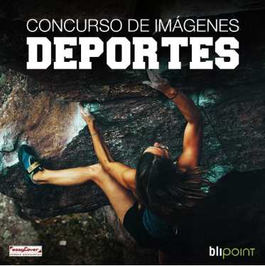 Concurso de Fotografía de deportes organizado por Blipoint