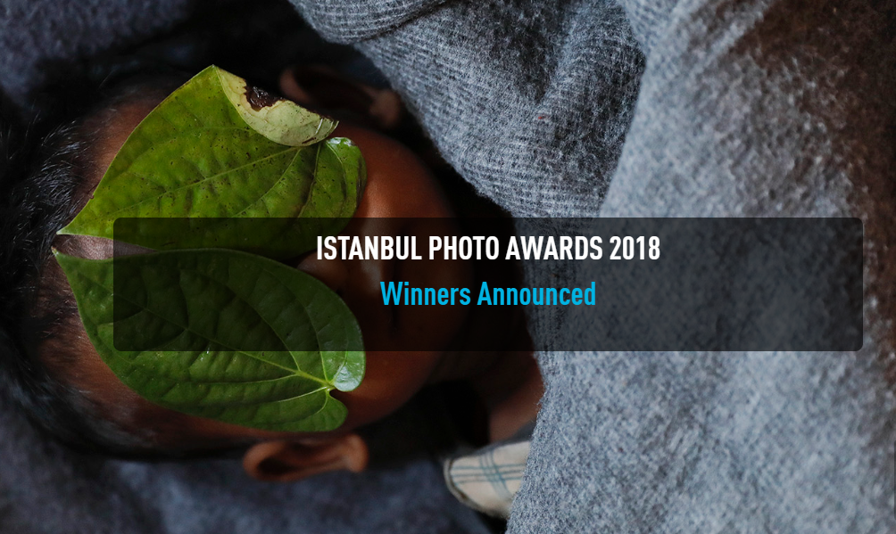 Concurso de Fotografía ISTANBUL PHOTO AWARDS 2018