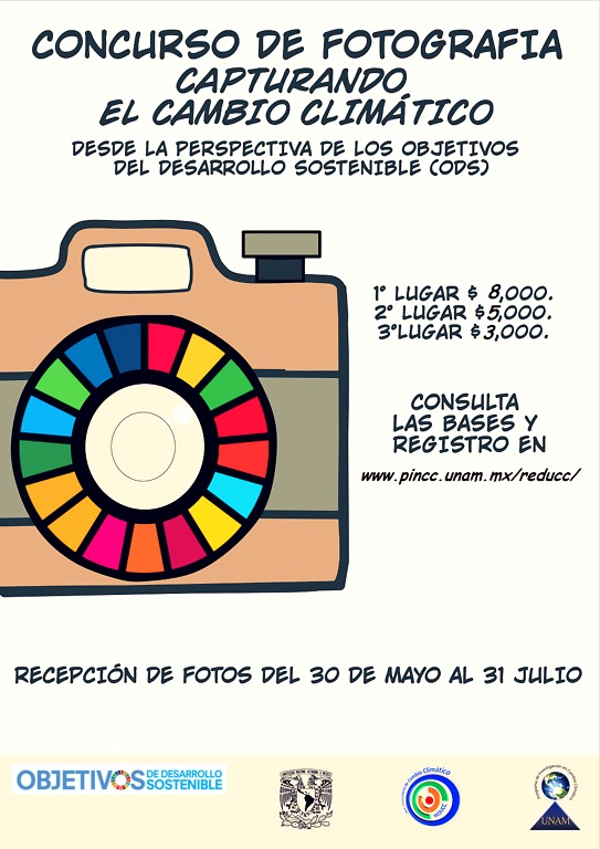 """Concurso de Fotografía """"CAPTURANDO EL CAMBIO CLIMÁTICO"""""""