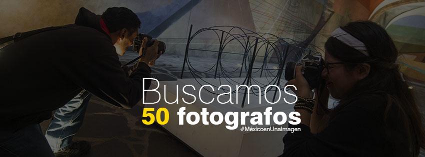 """Concurso nacional de fotografía """"México en un una Imagen"""" 2018"""