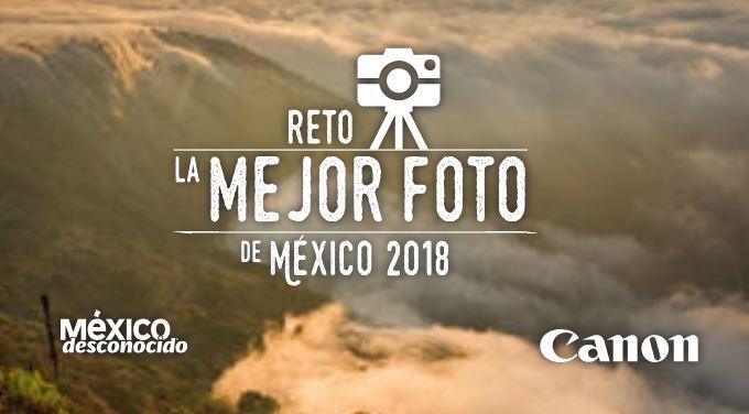 Concurso de Fotografía México desconocido - Reto: La mejor foto de México