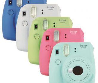 Cámara Fujifilm Instax Mini 9 muy accesible y con un excelente diseño dentro de las favoritas del 2018