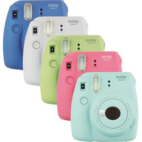 Fujifilm Cámara Instantánea Instax Mini 9