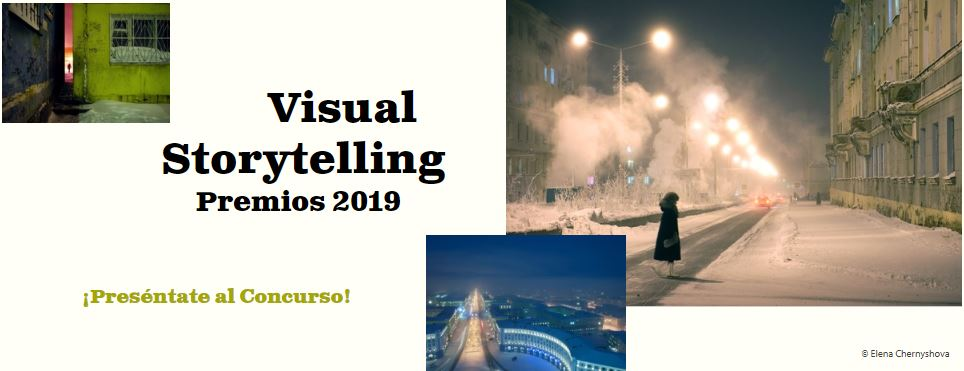 Premios Visual Storytelling 2019