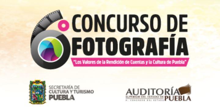 Concurso de Fotografía Los Valores de la Rendición de Cuenta y La Cultura de Puebla