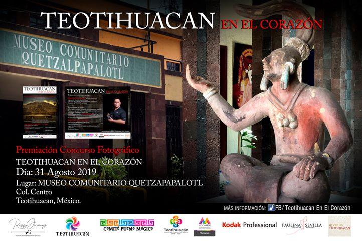 Concurso Regional de Fotografía en su 1ª Edición Teotihuacán