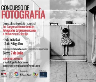 Primer Concurso Internacional FOTÓGRAFAS LATAM