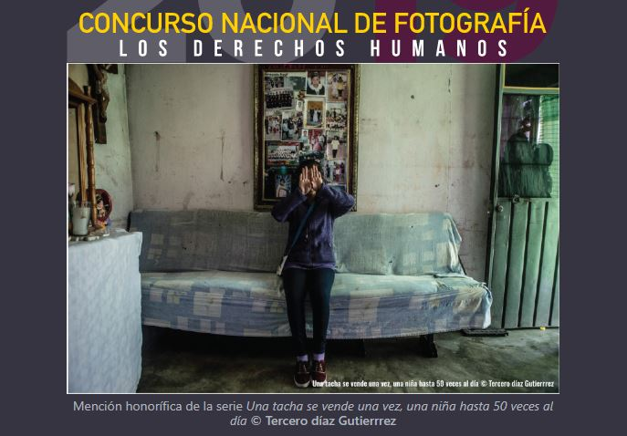 """Concurso nacional de fotografía """"Los derechos humanos"""""""