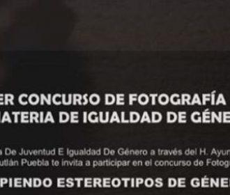 1er. Concurso de Fotofrafía en materia de Igualdad de Género