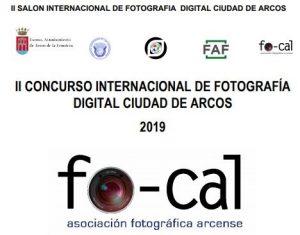 II CONCURSO INTERNACIONAL DE FOTOGRAFÍA DIGITAL CIUDAD DE ARCOS 2019