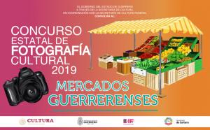Concurso de Fotografía 2019 Mercados del Estado de Guerrero