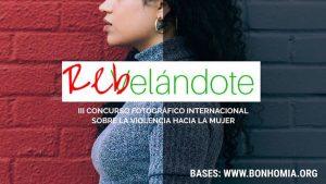 III Concurso Fotográfico Internacional sobre la violencia hacia la mujer