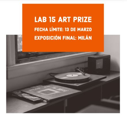 Concurso Malamegi LAB.15 Art Prize