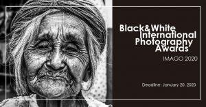 PREMIOS INTERNACIONALES DE FOTOGRAFÍA EN BLANCO Y NEGRO - IMAGO 2020