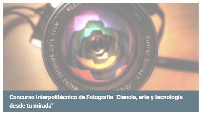 Concurso ipn de Fotografía 2020