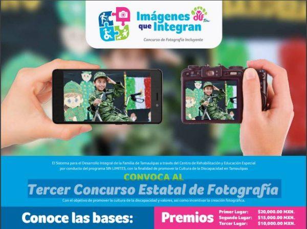 """Tercer Concurso Estatal de Fotografía """"IMÁGENES QUE INTEGRAN"""""""