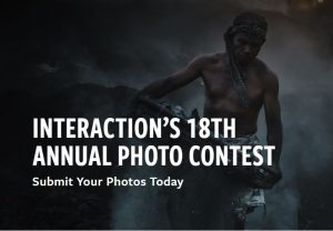 InterAction's 18th Annual Photo Contest 2020