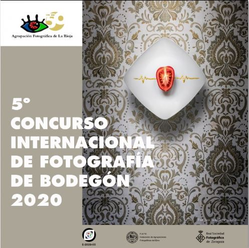 5º Concurso Internacional de Fotografía de Bodegón 2020