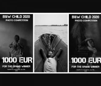 Concurso de Fotografía ChildPhotoCompetition B & W 2020