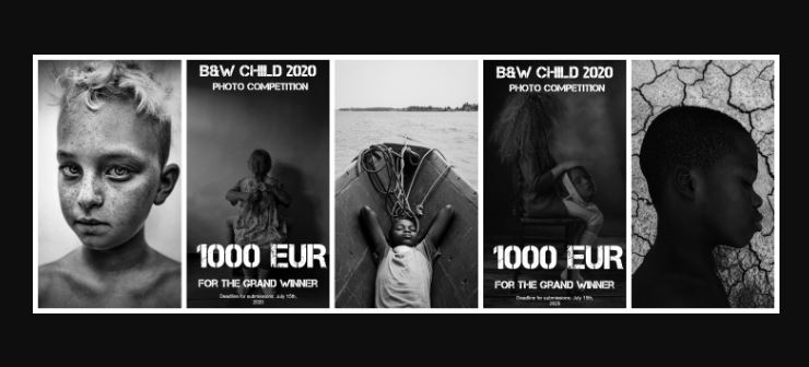 Concurso de Fotografía ChildPhotoCompetition 2020