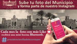 Concurso de Fotografía en Villa de Tezontepec