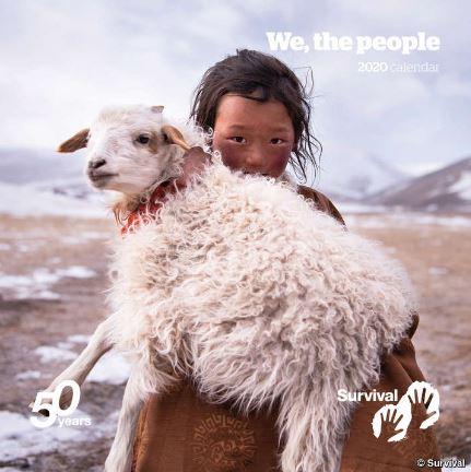 concurso fotográfico 2020 de Survival International