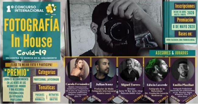 Concurso Internacional de Fotografía In House