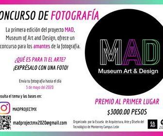 Concurso de Fotografía proyecto MAD 2020
