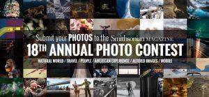 Concurso anual de Fotografía de la Revista Smithsonian 2020