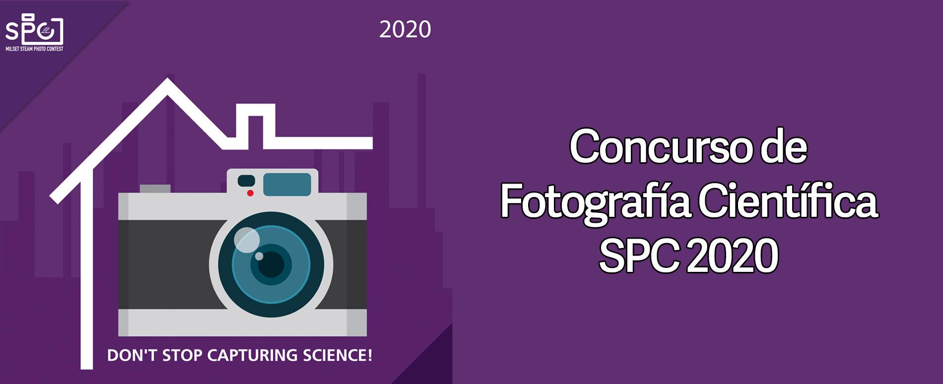 Concurso de fotografía MILSET STEAM