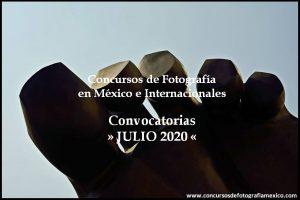 Concursos de Fotografía Julio 2020