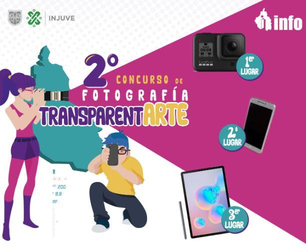 Segundo Concurso de fotografía Trans-parentARTE