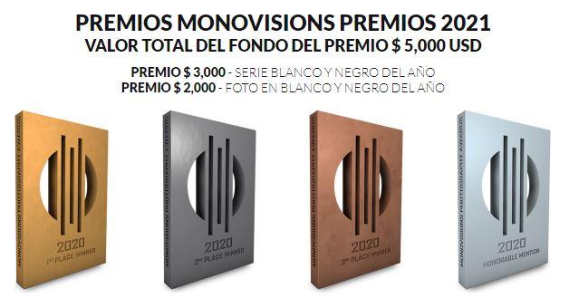 Premios de Fotografía en Blanco y Negro de Monovisiones