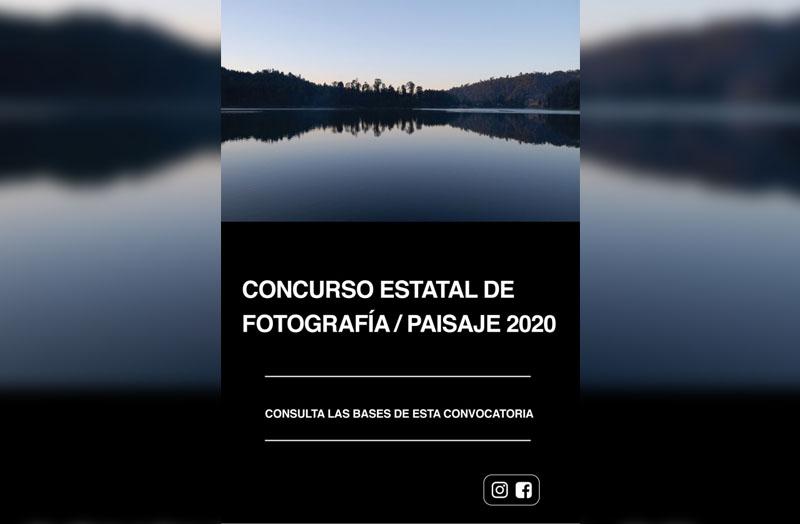 Concurso Estatal de Fotografía Michoacán