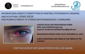Concurso Benéfico Internacional Mirada Humana