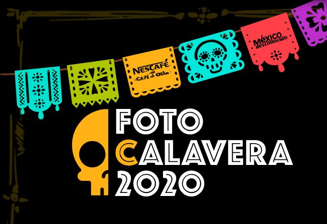 Foto Calavera 2020