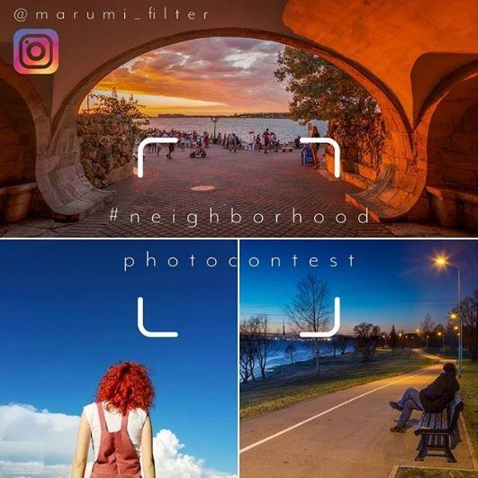 Concurso Internacional de Fotografía Marumi