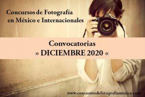 Concursos de Fotografía Diciembre 2020