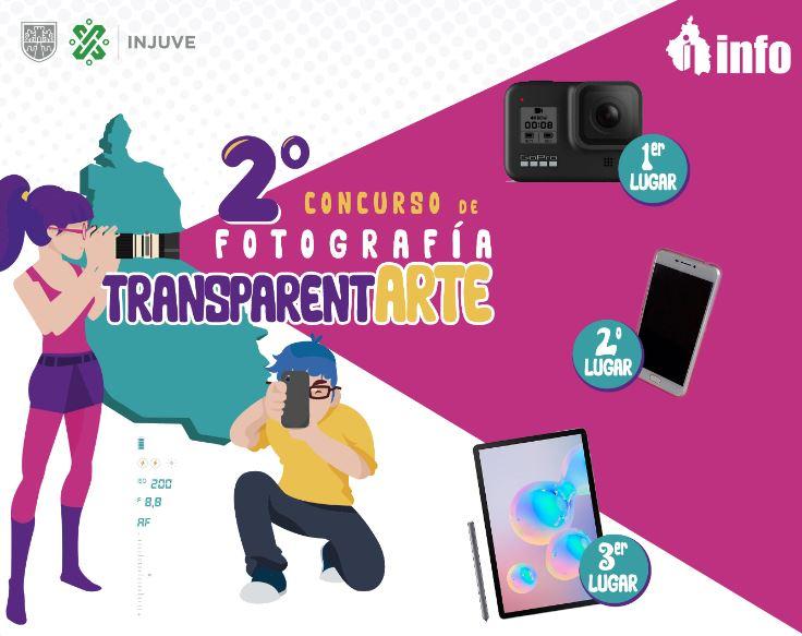 2do. Concurso de Fotografía Transaprenterte