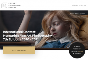 International Contest Honouring Fine Art Photography 7th Edition 2021