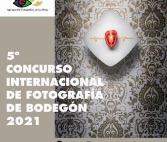 5º Concurso Internacional de Fotografía Bodegón 2021