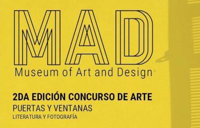 2da Edición del Concurso de Arte MAD (Museum of Art and Design)