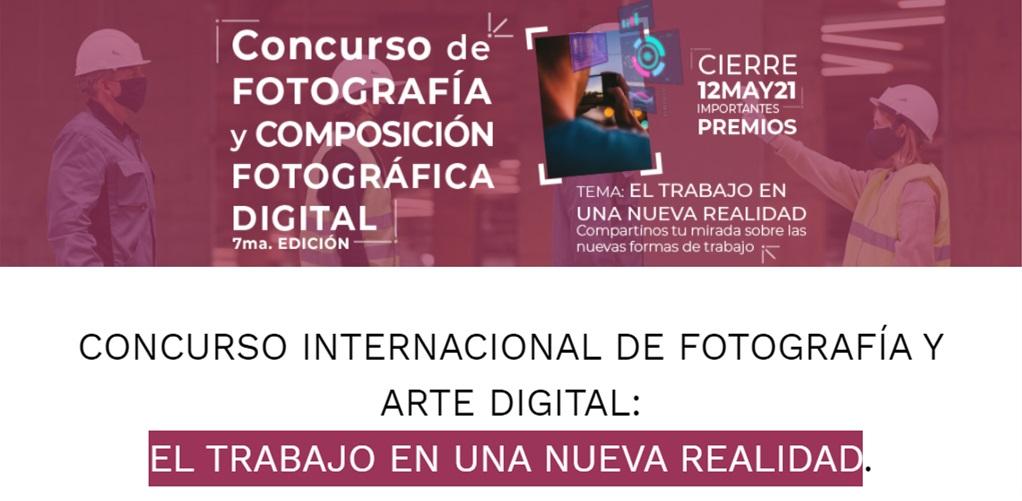 Concurso Internacional de FOTOGRAFÍA y Concurso Internacional de FOTOGRAFÍA y COMPOSICIÓN FOTOGRÁFICA DIGITAL