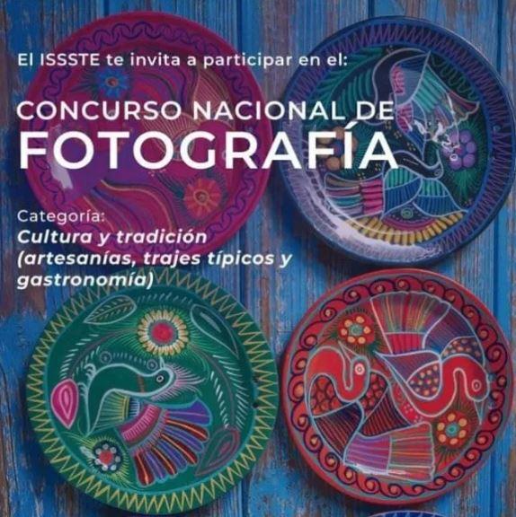 Concurso Nacional de Fotografía ISSSTE 2021