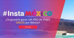 Concurso Insta México subiendo una foto a Instagram