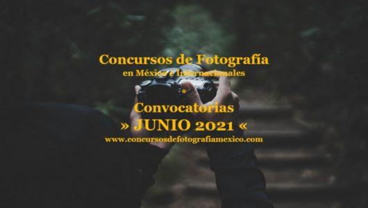 Concursos de Fotografía Junio 2021