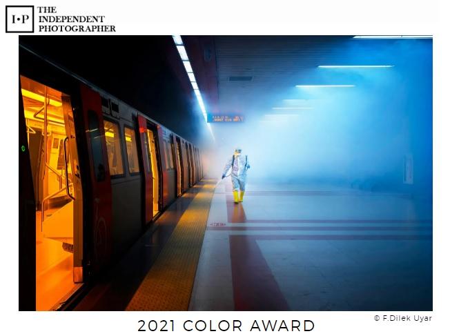 2021 COLOR AWARD